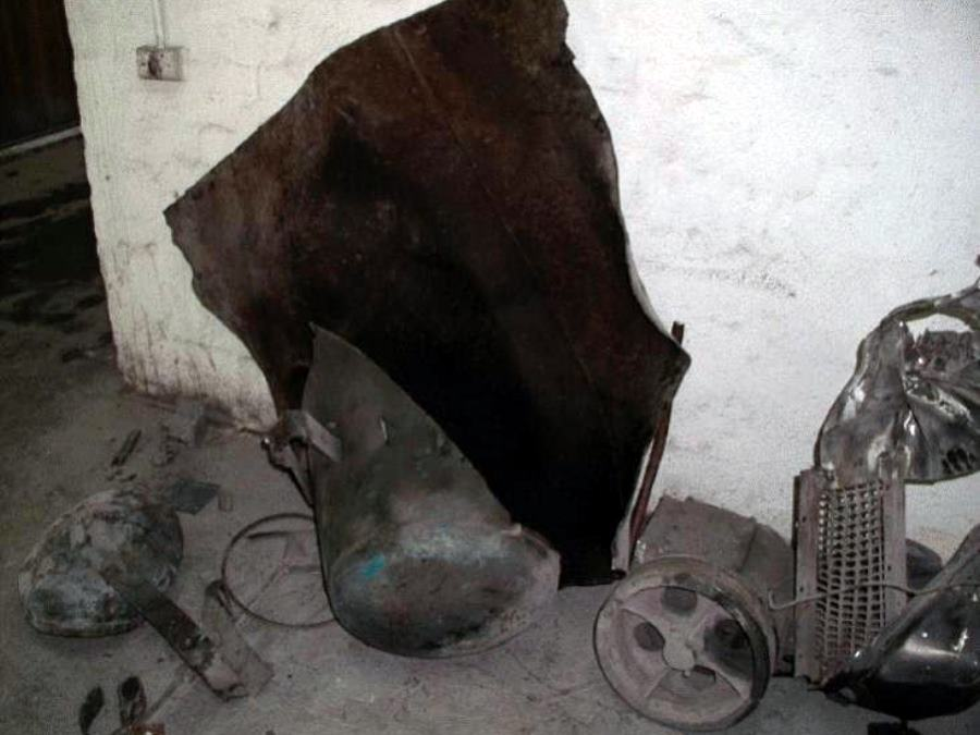 Cause of Explosion of Air Compressor Tanks